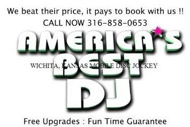 kansas dj special, party music, teen dance, wedding wichita 316-858-0653