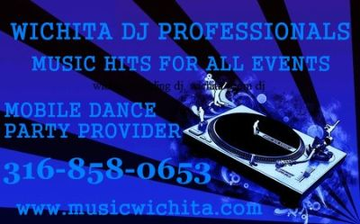 Kansas Best DJ WICHITA DJ PROFESSIONALS 316-858-0653